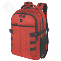 New VICTORINOX Sport Cadet VX Backpack Bag Laptop Tablet Travel RED
