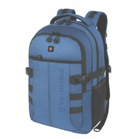 New VICTORINOX Sport Cadet VX Backpack Bag Laptop Tablet Travel BLUE