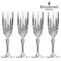 Marquis by Waterford Markham Crystalline Champagne Flute 266ml Set of 4