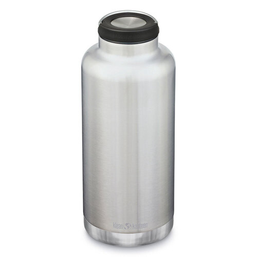 KLEAN KANTEEN TKWIDE INSULATED 64oz 1900ml STAINLESS BPA FREE Water Bottle