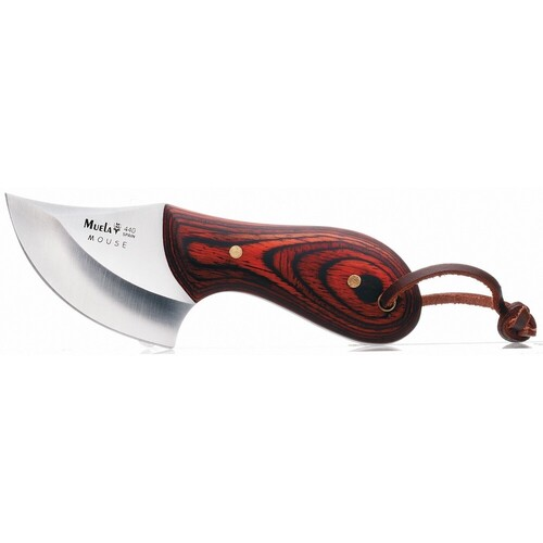 "MUELA MOUSE 6R HUNTING FISHING KNIFE HUNTER "" FREE POSTAGE"" YMMOU6R"