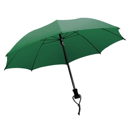 EUROSCHIRM BIRDIEPAL OUTDOOR LIGHTWEIGHT DURABLE TREKKING UMBRELLA- OLIVE SAVE !