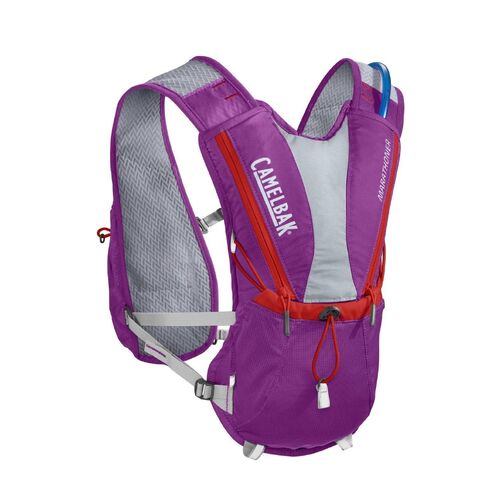 CAMELBAK PURPLE MARATHONER 2L TRAIL RUNNING HYDRATION PACK SAVE !