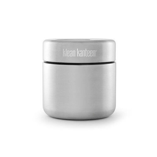 KLEAN KANTEEN STAINLESS STEEL FOOD CONTAINERS CANISTERS LEAKPROOF 8OZ 236ML SAVE
