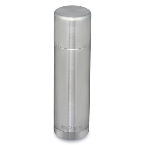 KLEAN KANTEEN TKPRO Insulated 1L 32oz BRUSHED STAINLESS Drink Bottle