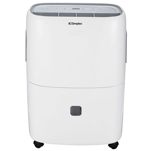 New DIMPLEX 35L Portable Dehumidifier with Electronic Controls Display GDDE25E