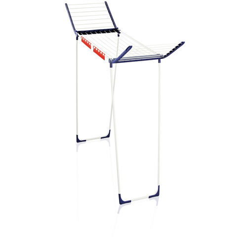 LEIFHEIT PEGASUS 180 SOLID MAXX BLAU 18M EXTRA LONG STANDING CLOTHES DRYER 81650