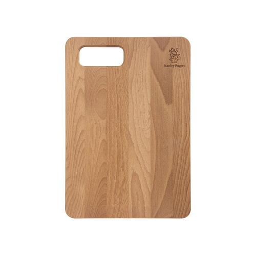 STANLEY ROGERS 56194 Thermo Beech Chopping Board Medium 360x250x18 Beechwood Colour