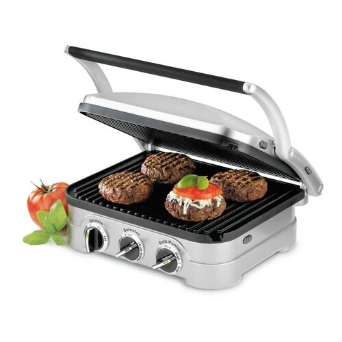 CUISINART THE GRIDDLER GRILL GRIDDLE 5 IN 1 MULTI FUNCTION