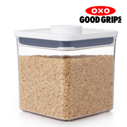 OXO 2.6L POP 2.0 CONTAINER 2600ml AIR TIGHT BIG SQUARE SHORT
