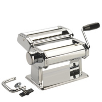 New AVANTI STAINLESS STEEL 150mm Adjustable Pasta Making Machine 12299 Save!