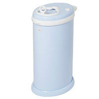 New Nappy Diaper Bin UBBI Pail LIGHT BLUE Eco Friendly