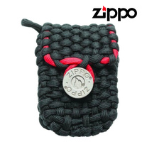 New Zippo Outdoor Paracord Pouch Belt holds , 450lbs Break Strength