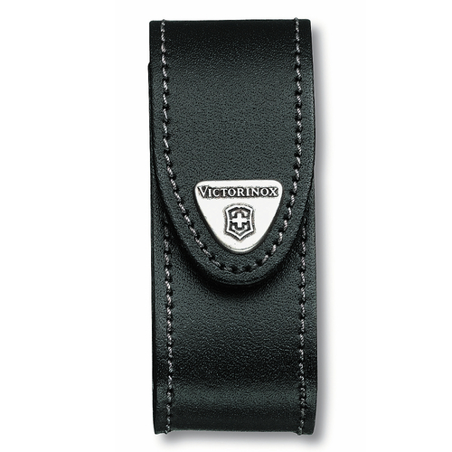 New Victorinox Swiss Army 2-4 Layer Black Pouch Suits Spartan Camper